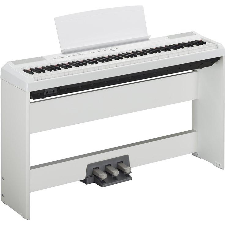 P-115 - Tổng quan - P-Series - Pianos - Nhạc cụ - Sản phẩm - Yamaha