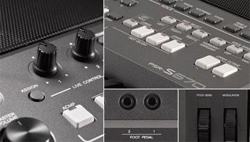 ORGAN : Đàn Organ Yamaha PSR-S670