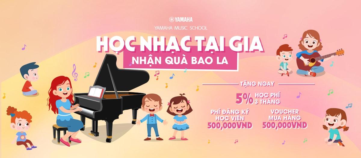 học nhạc cụ online