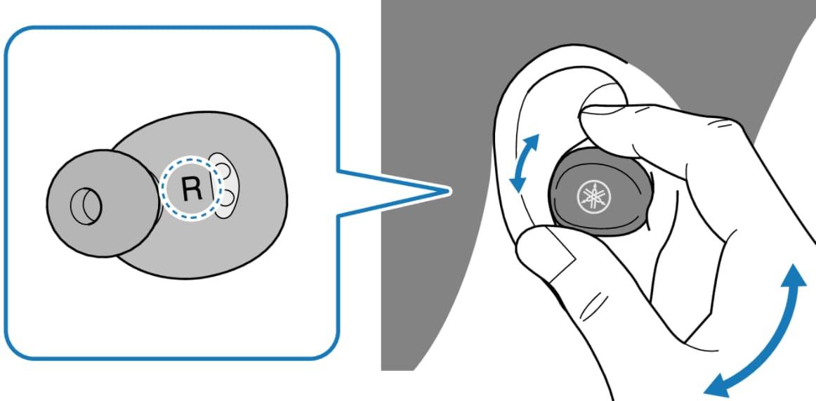 cách sử dụng tai nghe không dây