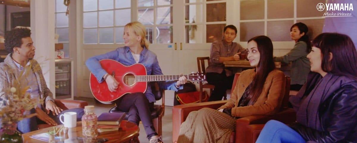 cách học đàn guitar đơn giản