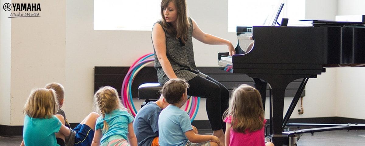 cho bé học thanh nhạc ở đâu