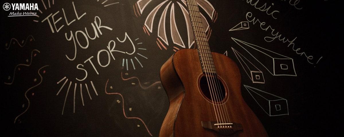 chơi guitar điệu bolero