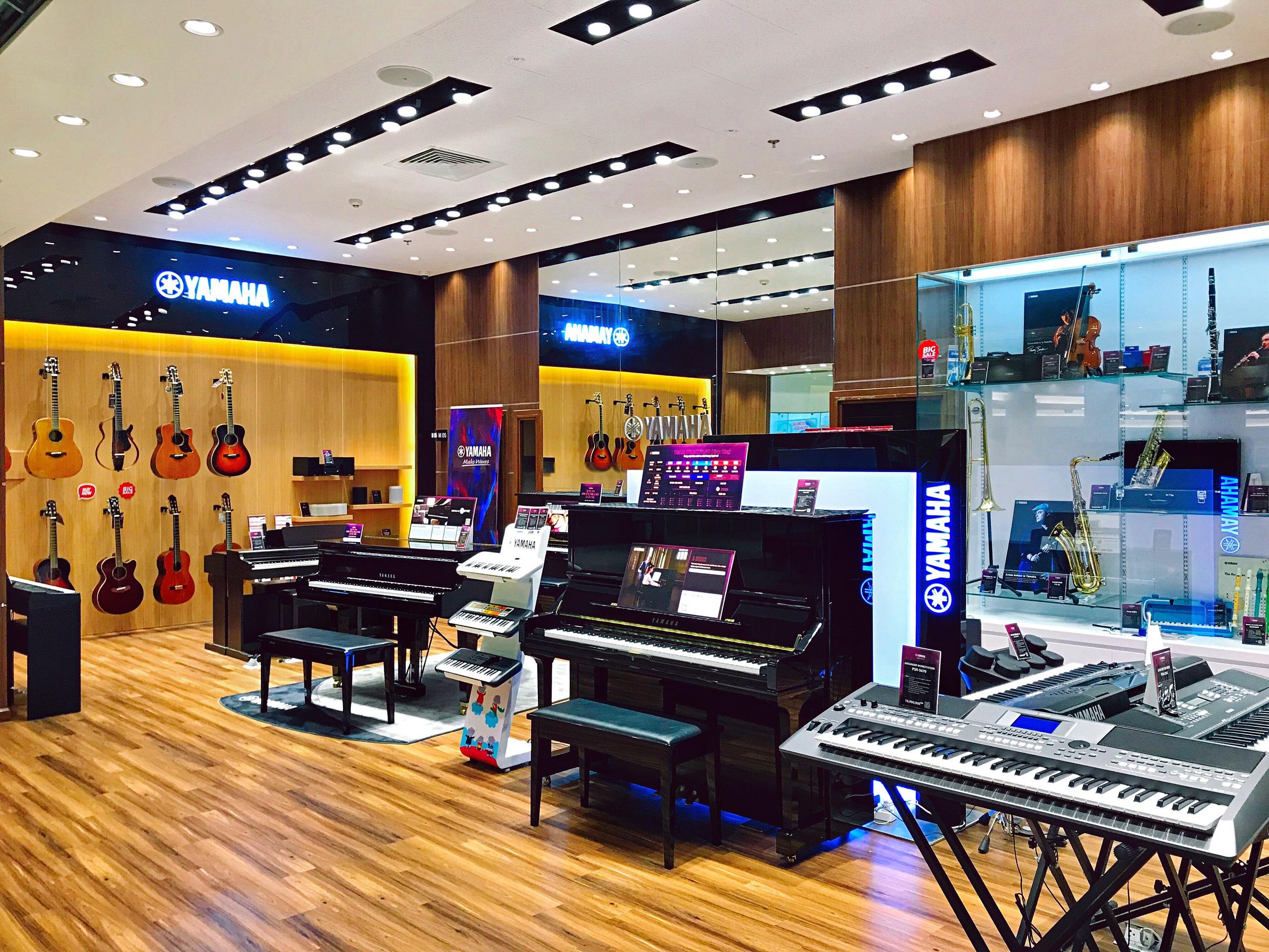 Cửa hàng Âm nhạc Yamaha