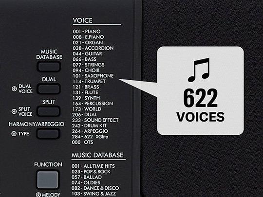 Rất nhiều Tiếng nhạc chất lượng cao