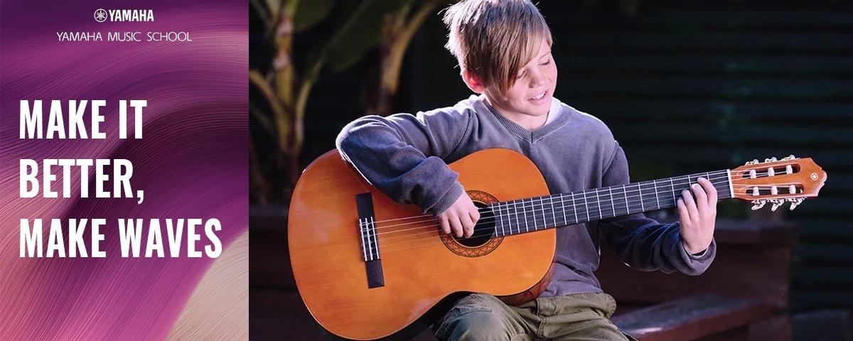 học guitar online