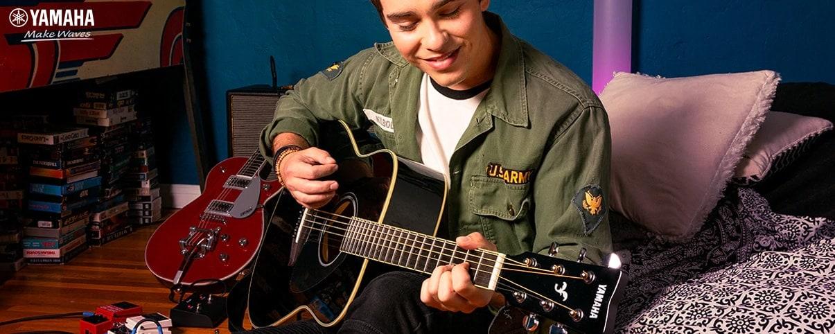 guitar đệm hát là gì