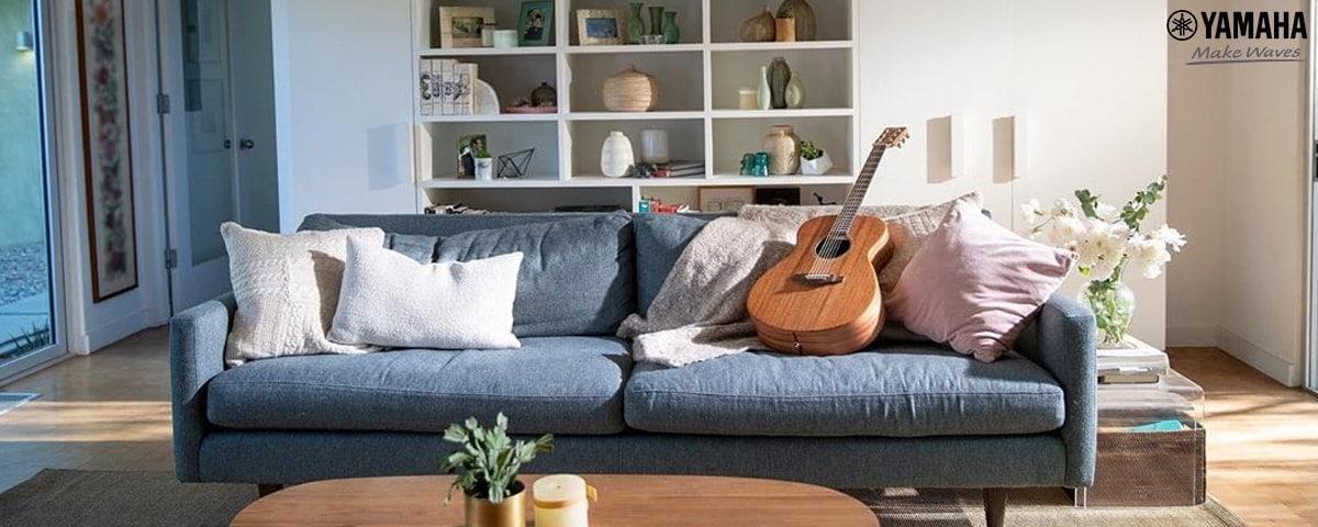 đàn guitar classic có đệm hát được không
