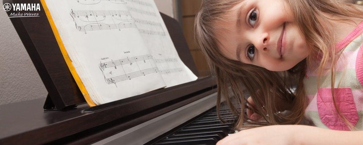 học đàn piano cho bé 4 tuổi