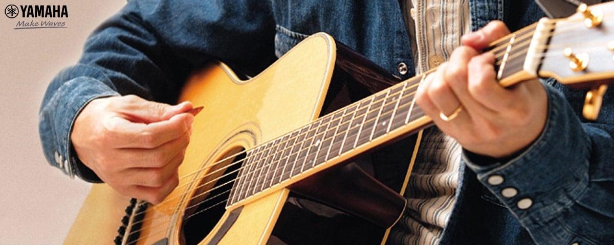 nhạc lý guitar classic căn bản