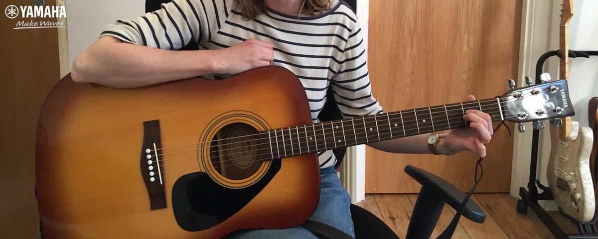 học guitar chuyên nghiệp
