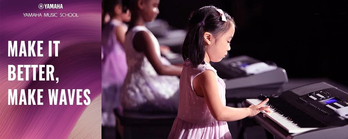 học organ đệm hát