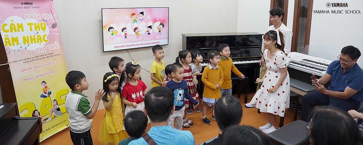 phương pháp dạy cảm thụ âm nhạc