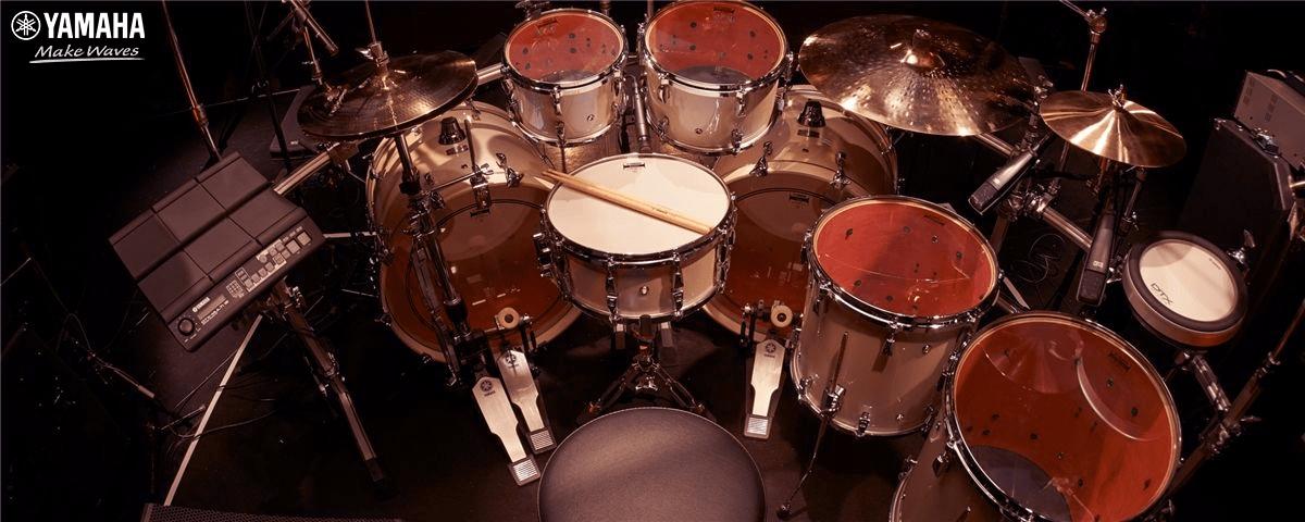 trống jazz cho người mới học