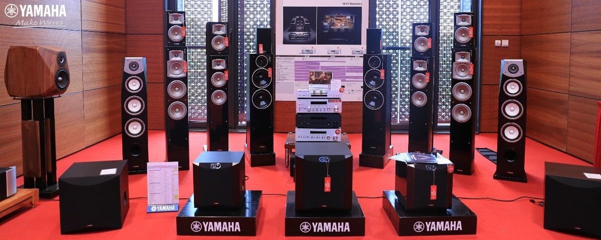 5 bí quyết mua Dàn âm thanh cao cấp tuyệt vời cho gia đình | Yamaha