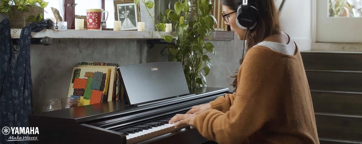 cách đánh đàn piano